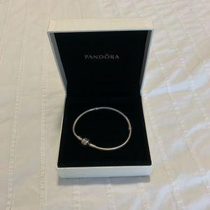 Pandora Classic Sterling Silver Clasp Bracelet 💫
